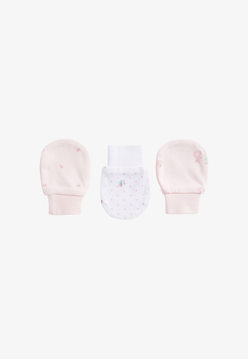 Next - 3 PACK - Wanten - pink