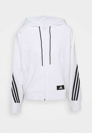 Training jacket - white/black