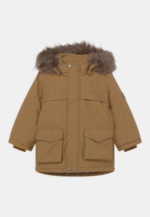 NMMMABE JACKET  - Cappotto invernale - medal bronze