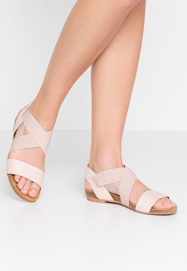 BIACALLIE  - Sandals - powder
