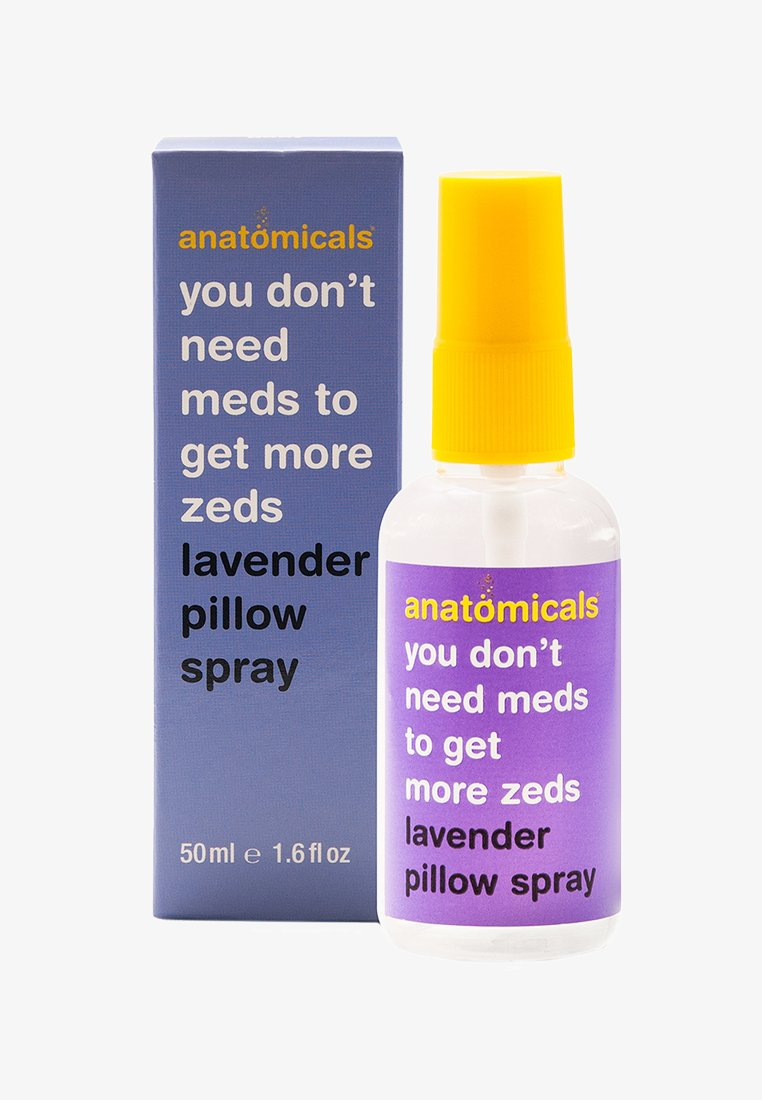 Anatomicals - YOU DON'T NEED MEDS TO GET MORE ZEDS PILLOW SPRAY 50ML - Parfum d'ambiance - -