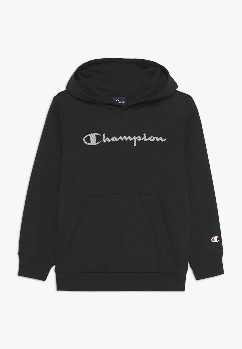 Champion - LEGACY AMERICAN CLASSICS HOODED UNISEX - Huppari - black