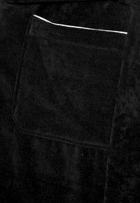 Möve - HOMEWEAR - Badjas - schwarz - 3