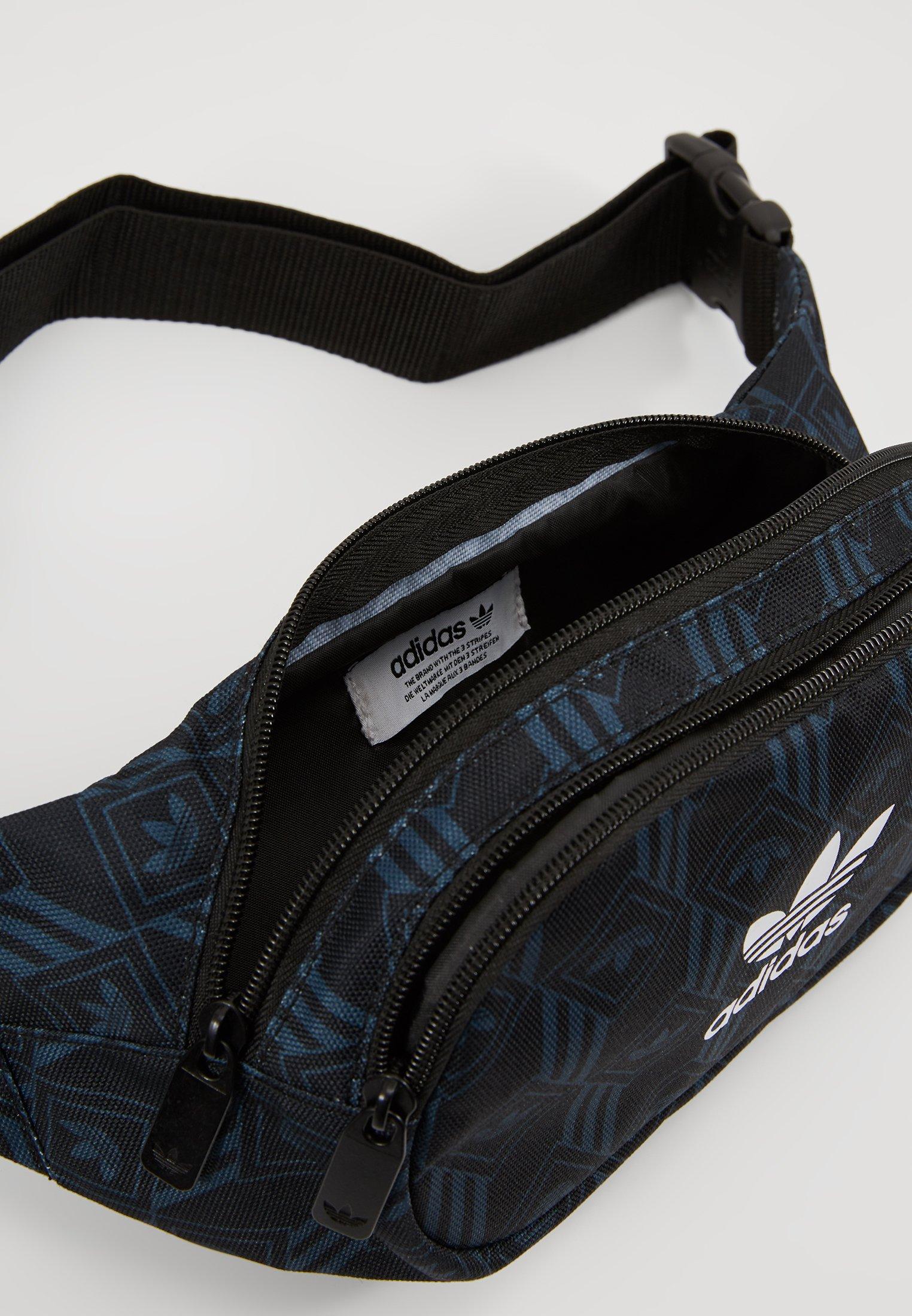 adidas Originals MONOGR WAISTBAG - Rumpetaske - black/svart gNZItKsU9vKWiQC
