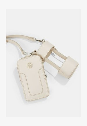 Across body bag - light beige