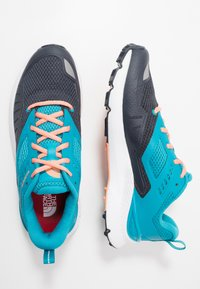 The North Face - ROVERETO  - Trail running shoes - caribbean sea/urban navy - 1