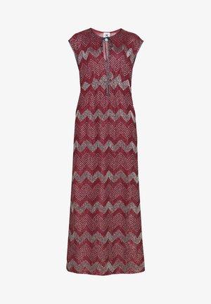 LONG DRESS - Vestito estivo - red