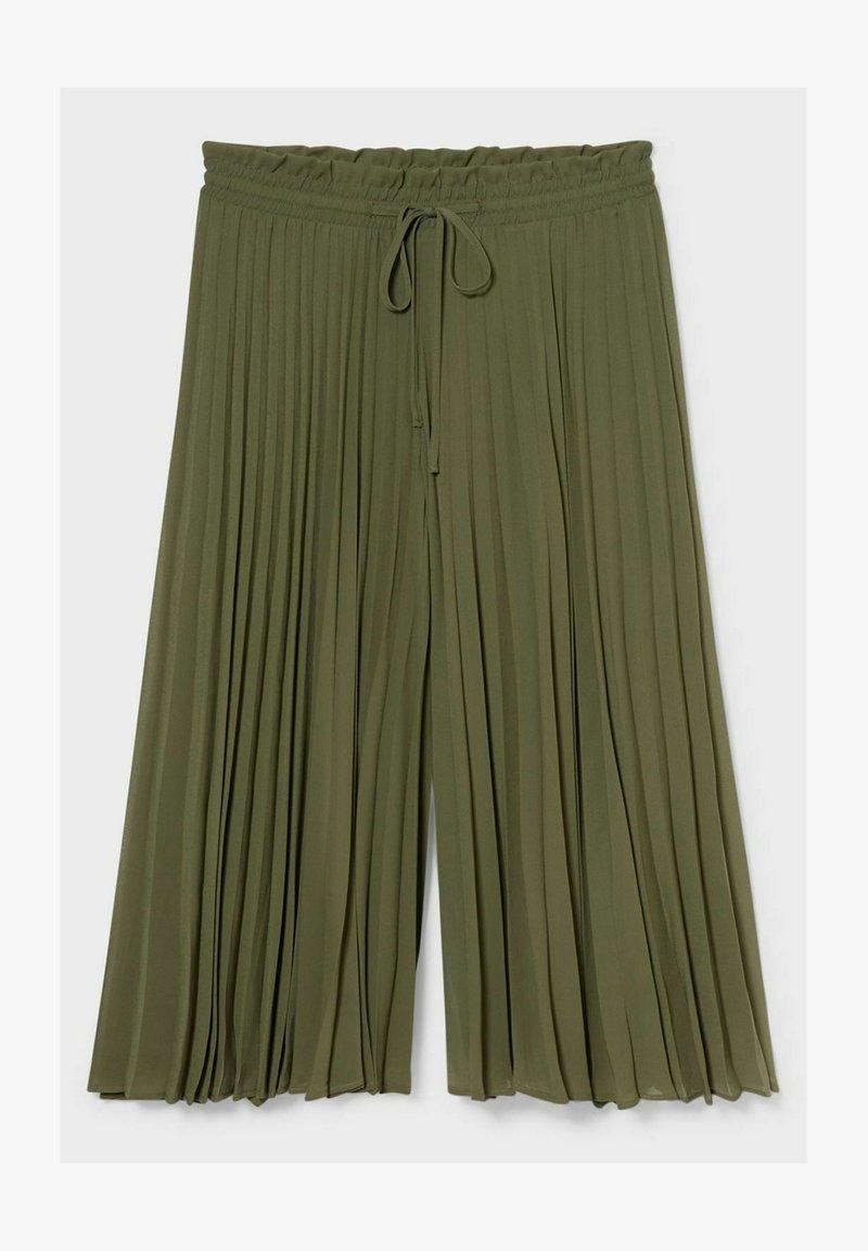 C&A Premium - Trousers - dark green