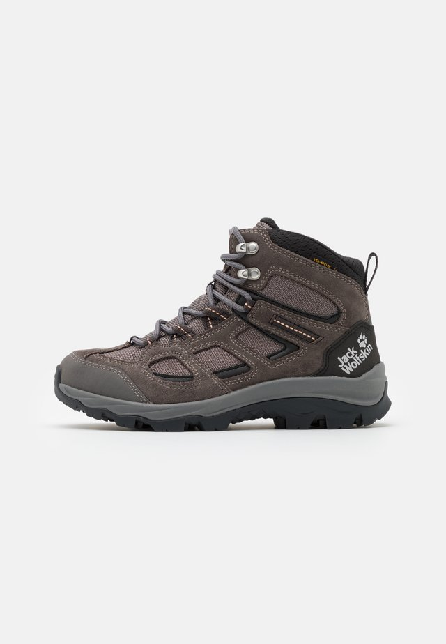 Outdoorschoenen - tarmac grey/pink