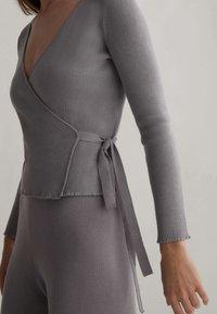 OYSHO - Cardigan - grey - 3