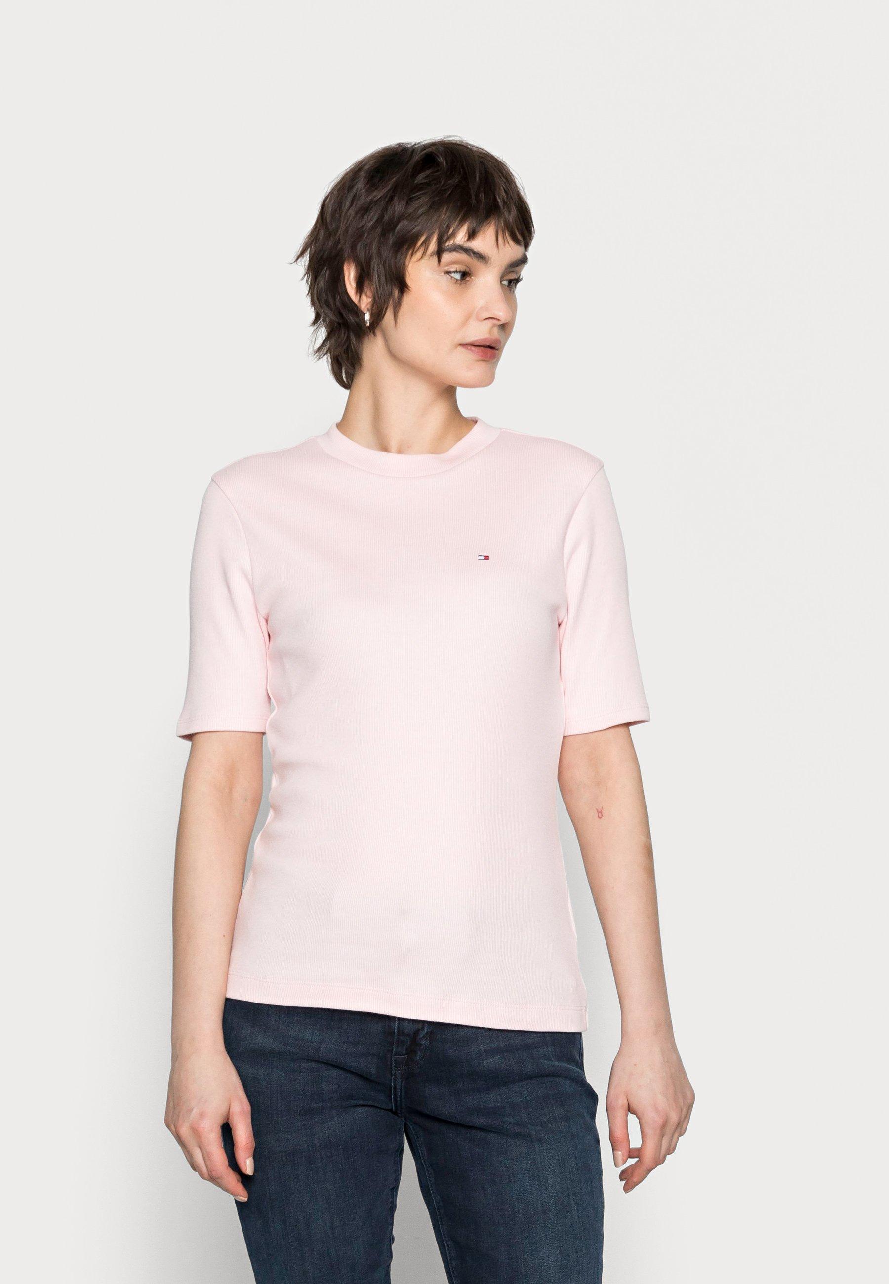 Women SLIM TOP - Basic T-shirt