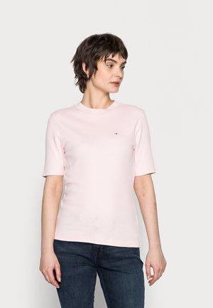 SLIM TOP - Basic T-shirt - pink