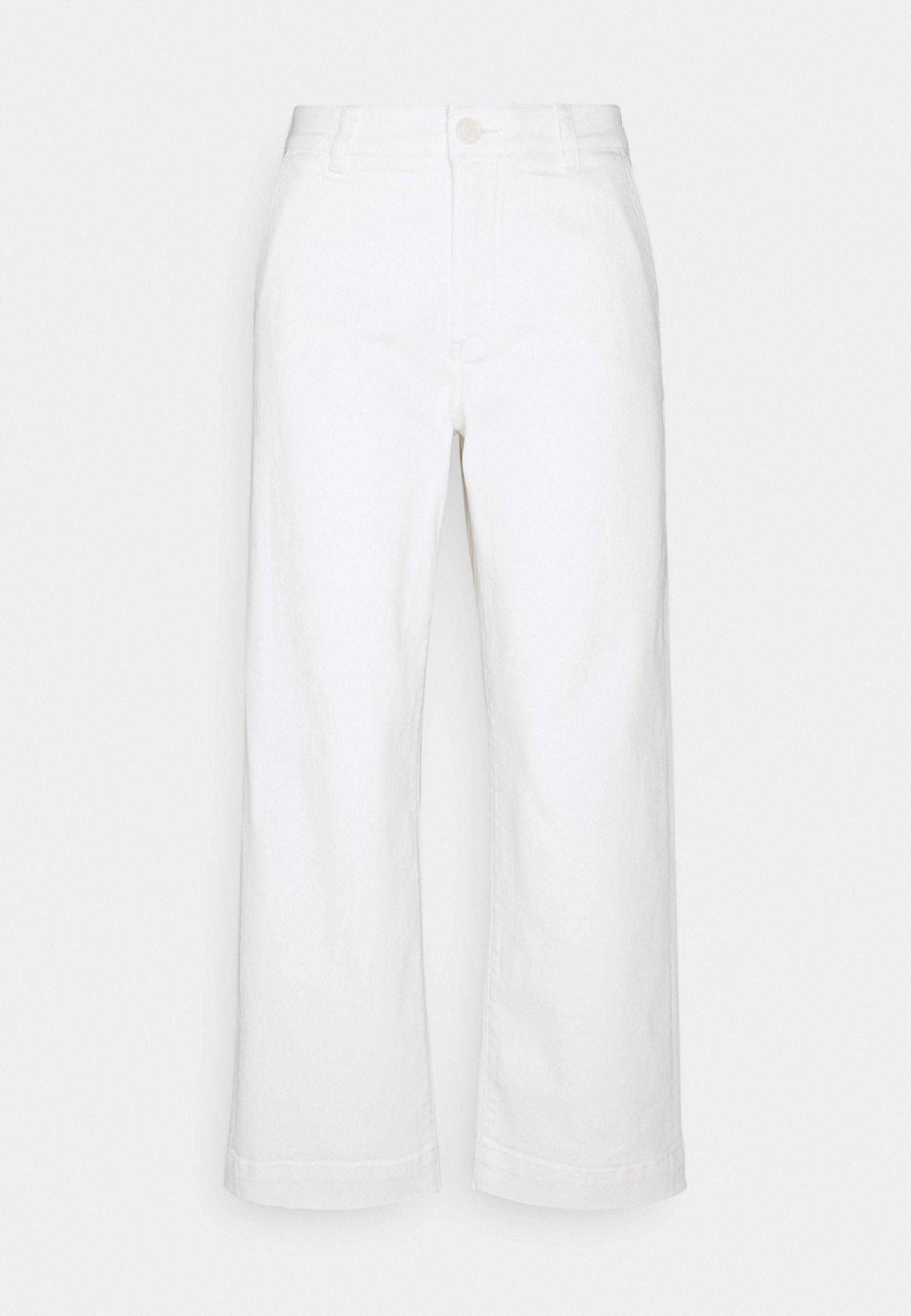 Women CHENILA PURE - Straight leg jeans