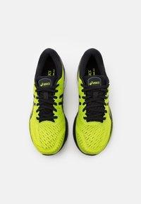 ASICS - GEL KAYANO 27 - Stabilty running shoes - lime zest/black - 3