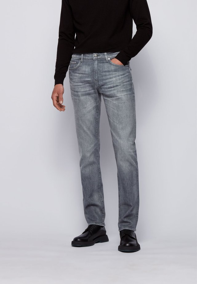 Jeans slim fit - silver