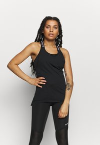 Björn Borg - CASSIE LOOSE - Top - black beauty - 0