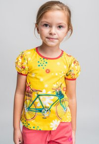 Rosalita Senoritas - Print T-shirt - yellow - 0