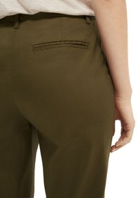Scotch & Soda - BELL STRUCTURED - Chino - military - 4
