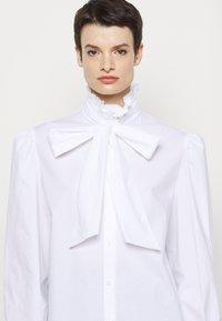 Alberta Ferretti - CAMICIA - Button-down blouse - white - 4