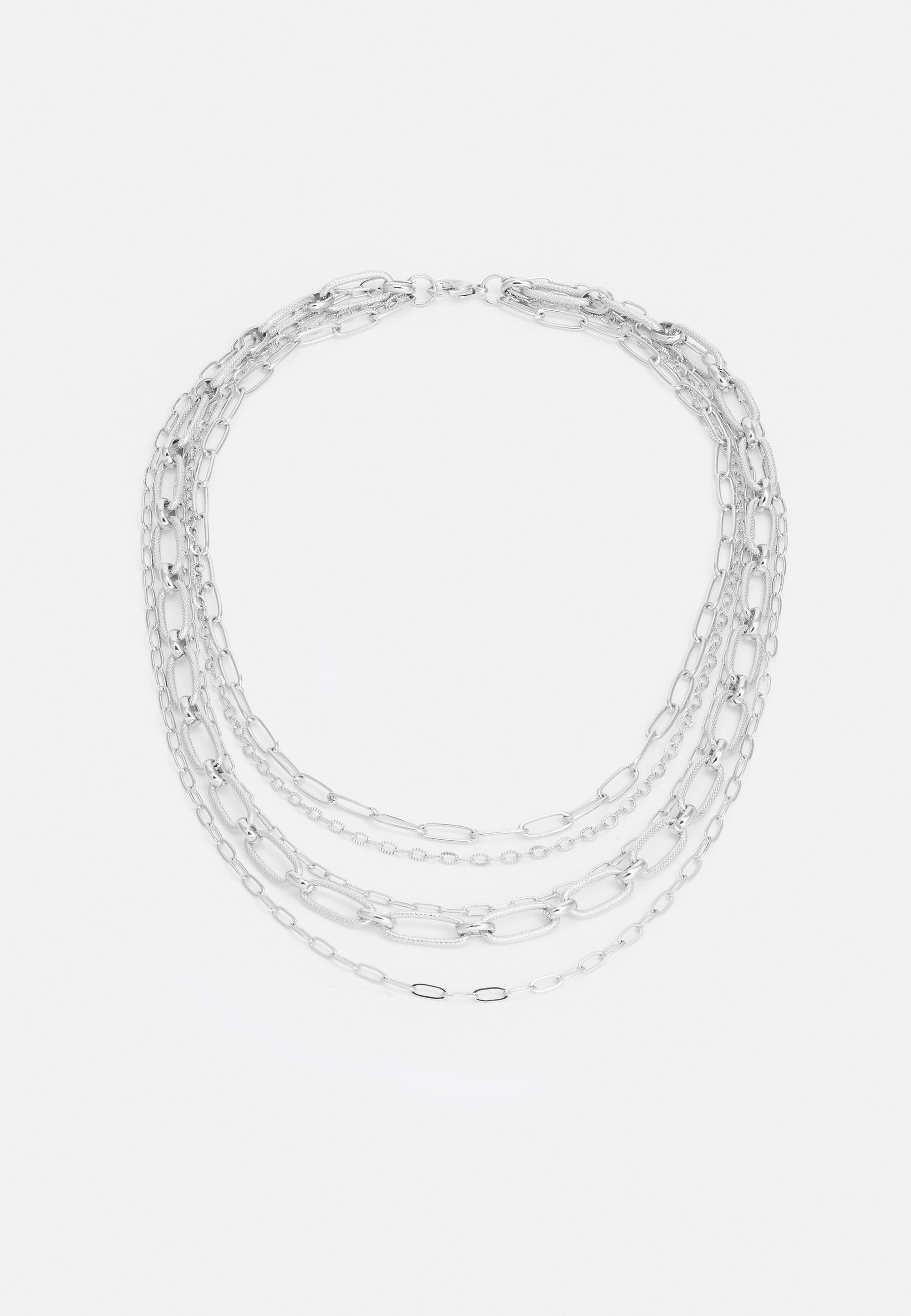 Homme LAYERED MIXED CHAINS UNISEX - Collier
