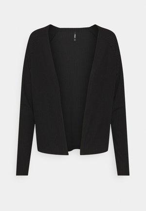 ONLNELLA TALL - Cardigan - black
