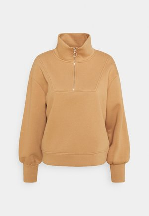 OBJAGNES - Sweatshirt - chipmunk