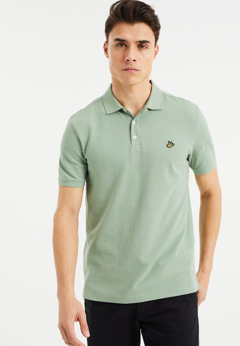 WE Fashion - Poloshirt - light green