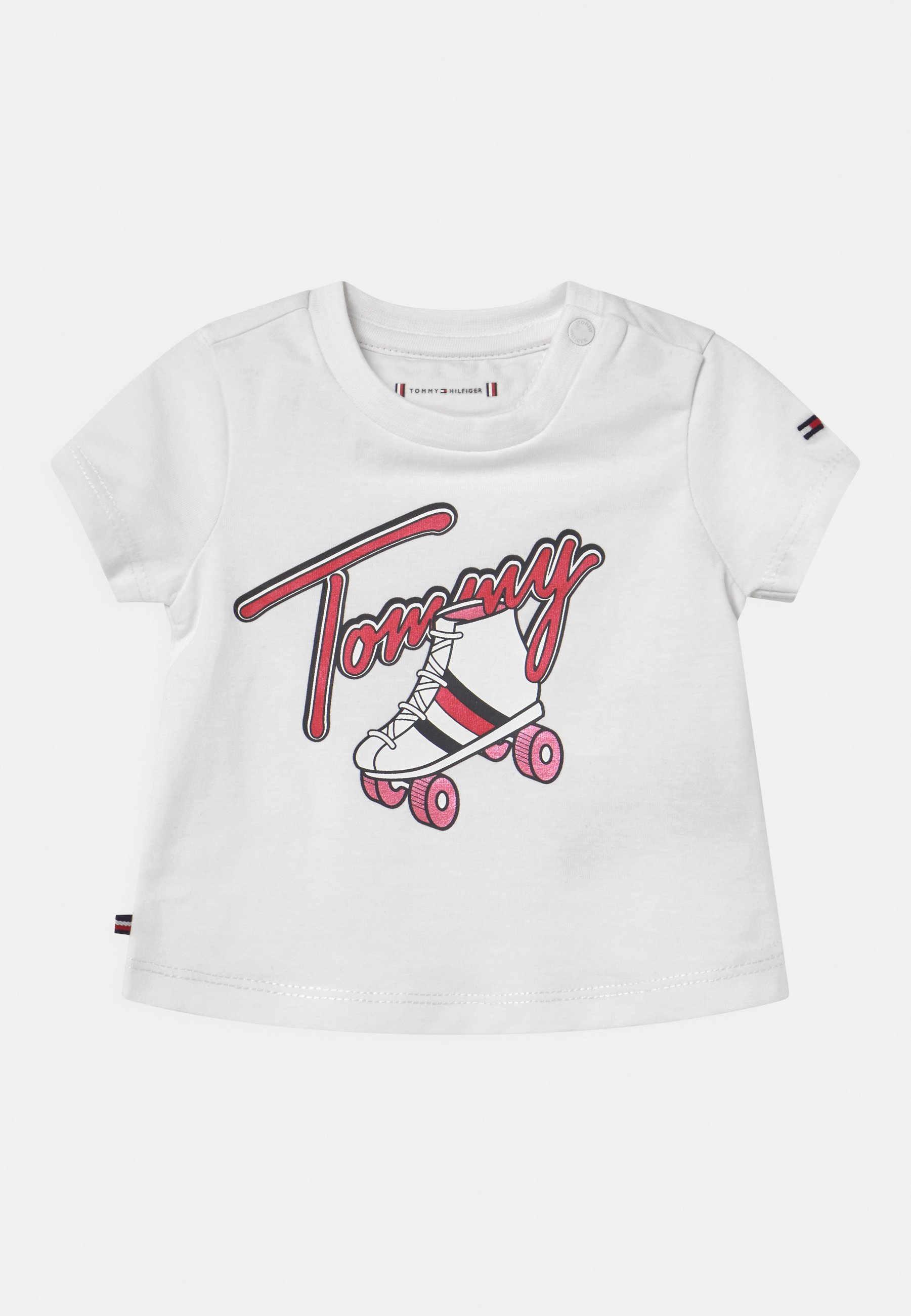 Kids BABY ROLLERSKATING  - Print T-shirt