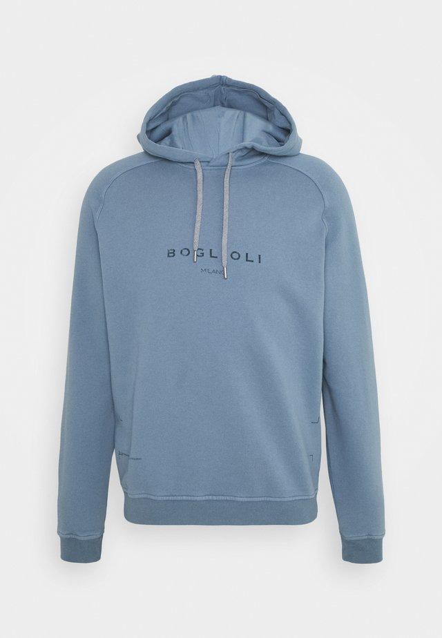 Sweater - blue denim