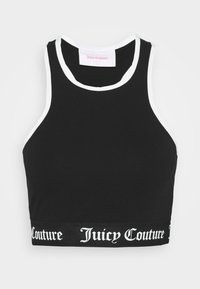 Juicy Couture - IRIS - Sujetador deportivo - black - 3