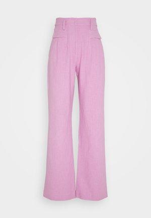 VIVID PANT - Kalhoty - candy
