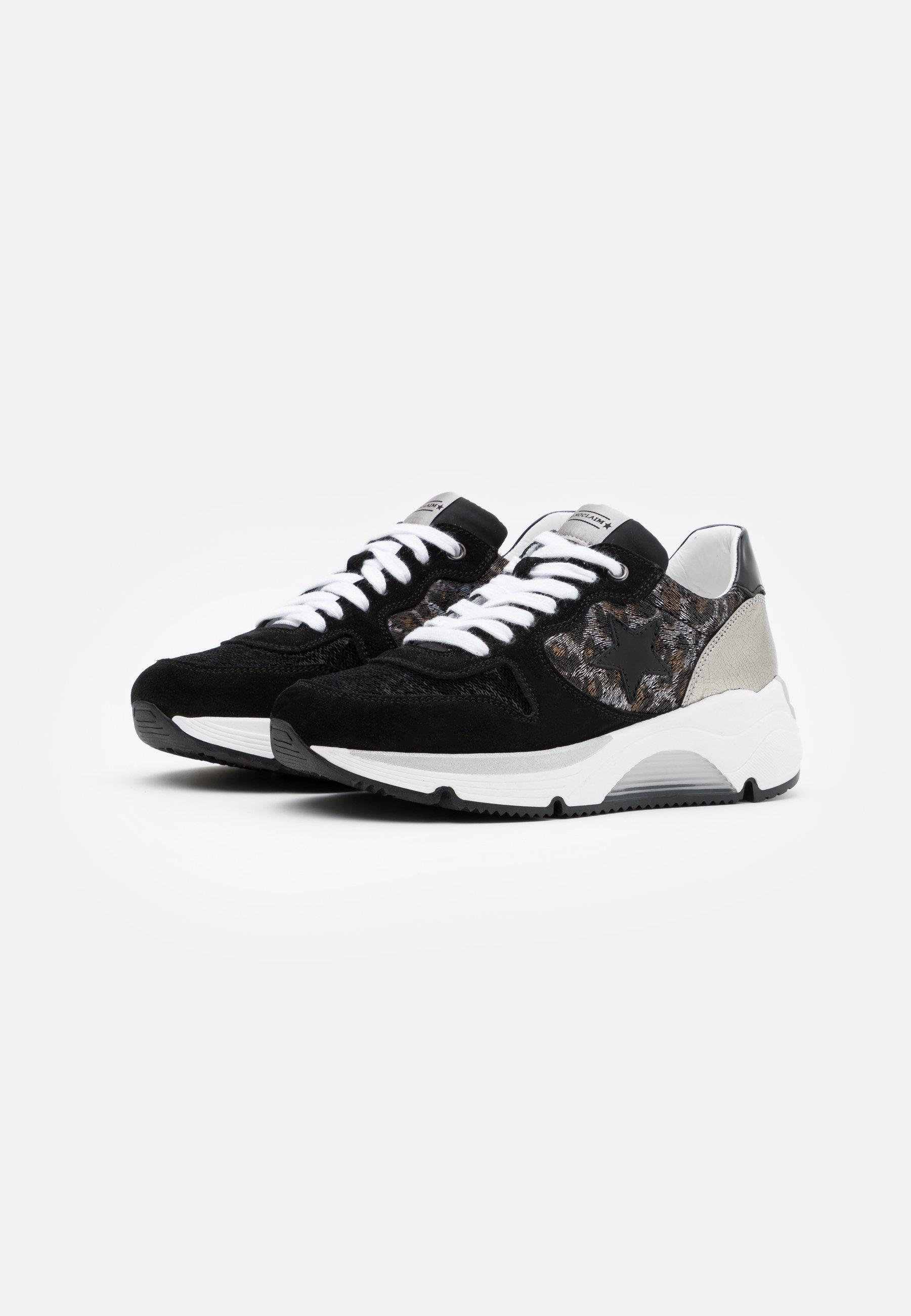 Noclaim Logan - Sneakers Nero