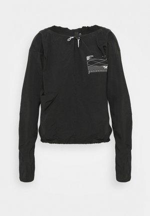 CITY CREW - Training jacket - black