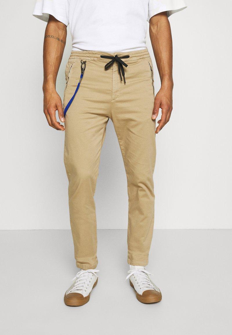 Replay - PANTS - Pantaloni - beige