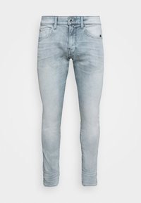 G-Star - REVEND SKINNY - Slim fit jeans - light blue denim - 4