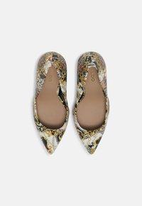 ALDO - STESSY - High heels - black multi - 5