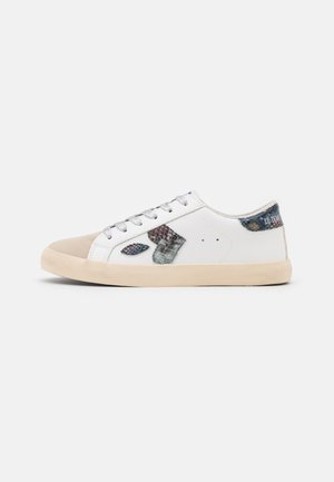 AUSTIN BOA - Sneakers laag - white
