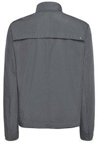 Geox - VESTES - Summer jacket - grey shadow f1553 - 1