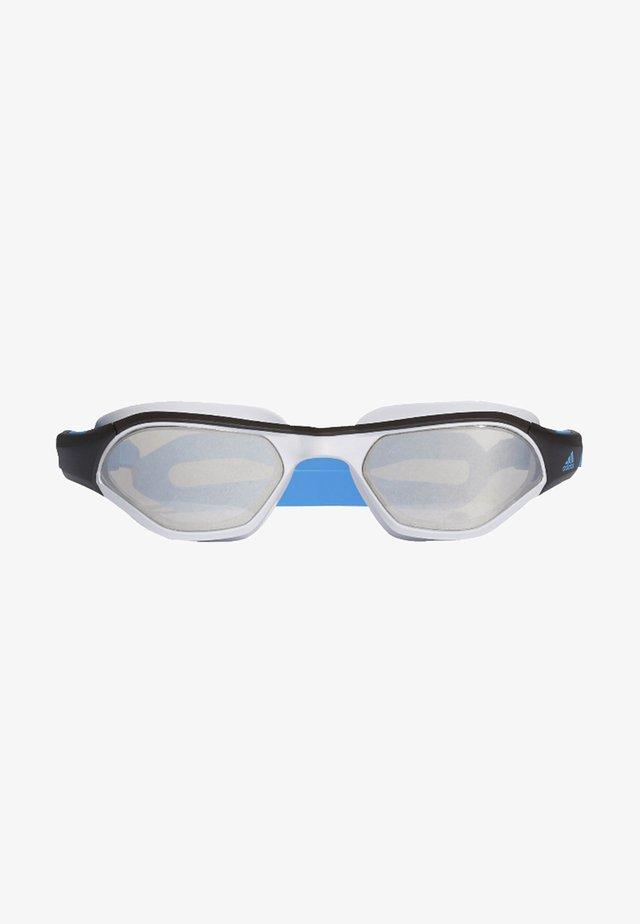 PERSISTAR 180 MIRRORED SWIM GOGGLE - Svømmebriller - white