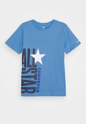 ALL STAR STACKED TEE - T-shirt con stampa - coast