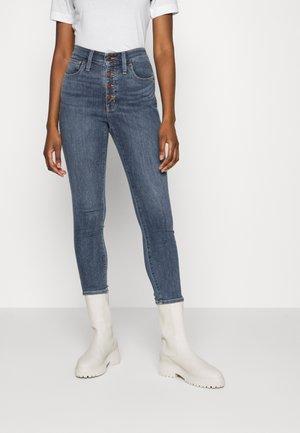 ROADTRIPPER BUTTON FRONT - Jeans Skinny Fit - monroe