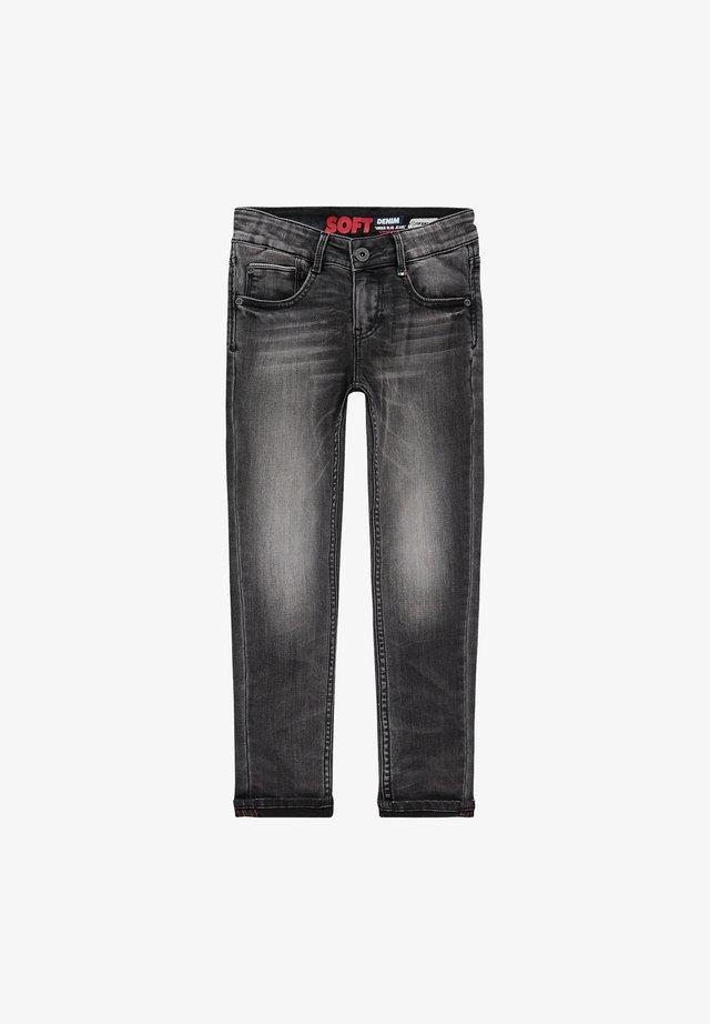 AMOS - Jeans Skinny Fit - dark grey vintage