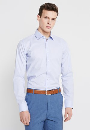 BUSINESS KENT PATCH EXTRA SLIM FIT - Formal shirt - blau