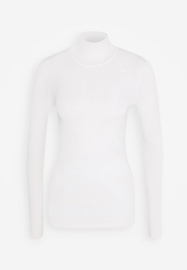 JOLIE TURTLE - Long sleeved top - star white