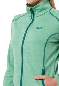 Jack Wolfskin - HORIZON - Fleece jacket - pacific green - 2