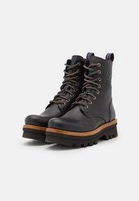 Panama Jack - MIREN  - Lace-up ankle boots - black - 2