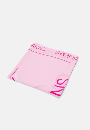 GLOW SCARF - Skjerf - pink