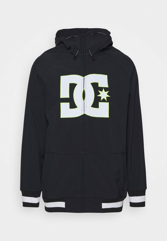 SPECTRUM JACKET - Snowboard jacket - black