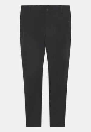 KAHALUU JR UNISEX - Outdoorové kalhoty - black