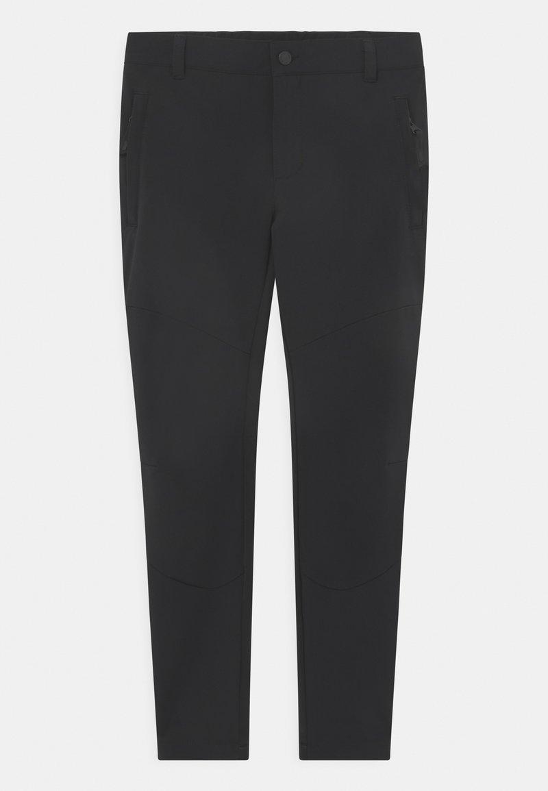 Icepeak - KAHALUU JR UNISEX - Outdoor trousers - black